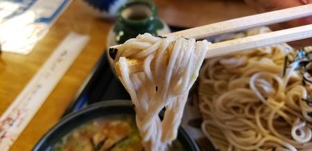 紅竹3 とろろざるそばつけ汁