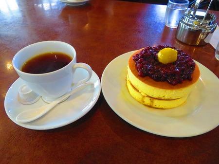 十字屋 可否茶館 コーヒー