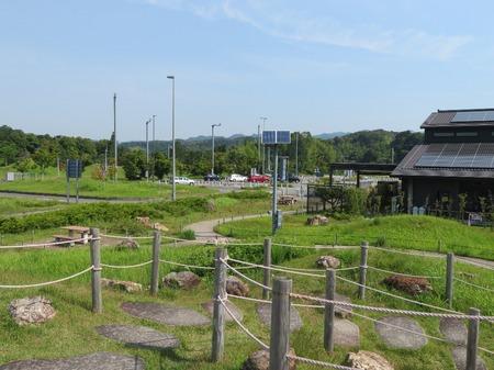 遠州森町PA内公園3